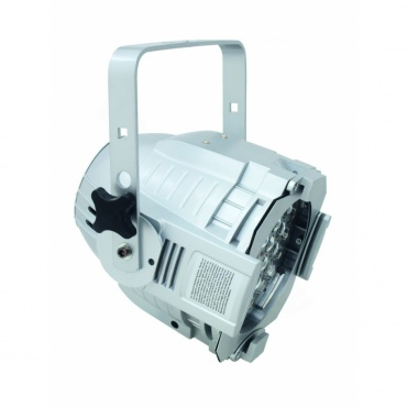 Cветодиодный прожектор EUROLITELED MLZ-56 RGB 36x3W SILVER