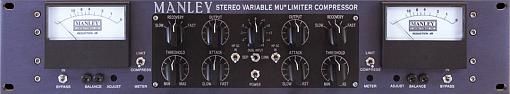 Компрессор-лимитер MANLEY VARIABLE MU with HP SC, MS & T-Bar Mod Mastering Version